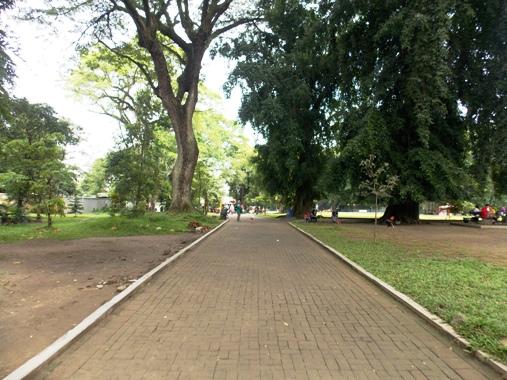 Landscape Jalan