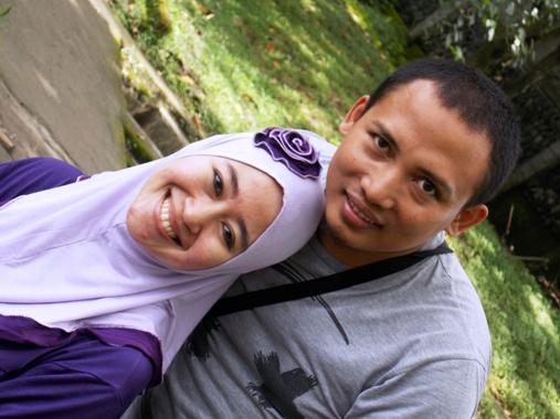 Bersama Istri