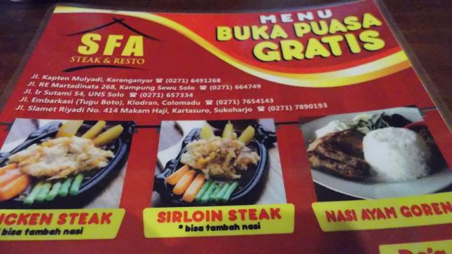 BerkahPuasa SFASteak (2)