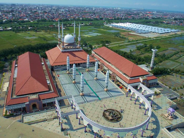 Masjid Agung SMG (16)