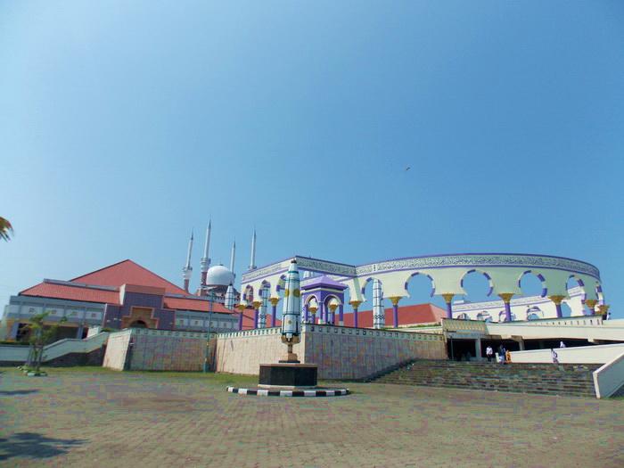 Masjid Agung SMG (4)