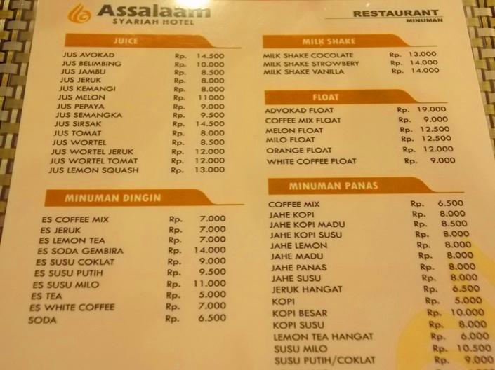 dinnerassalaamsyariahhotel-5